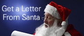 Wow A letter from Santa