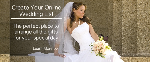 Welcome to Gifts & Lists